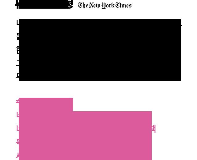 뉴욕타임즈 서평