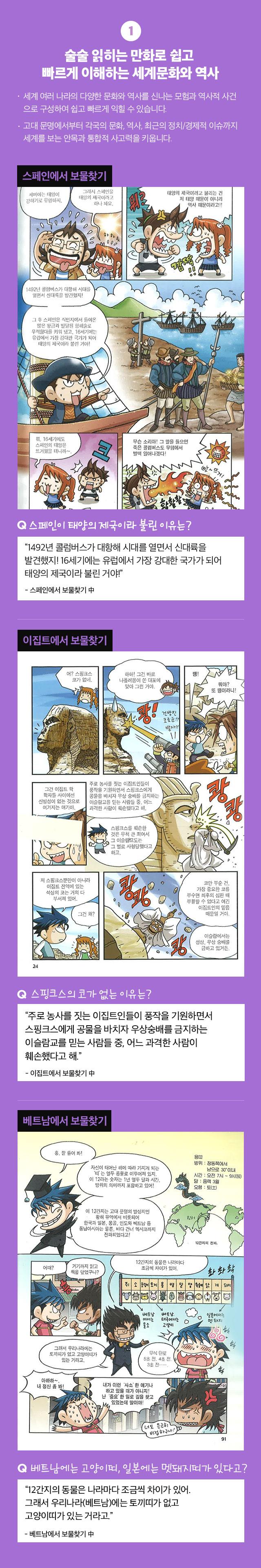 01 술술 읽히는 만화로 쉽고 빠르게 이해하는 세계문화와 역사