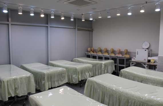 에스테틱강의실