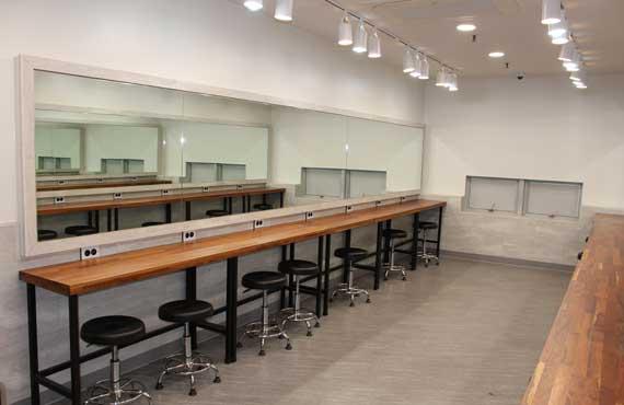 메이크업강의실