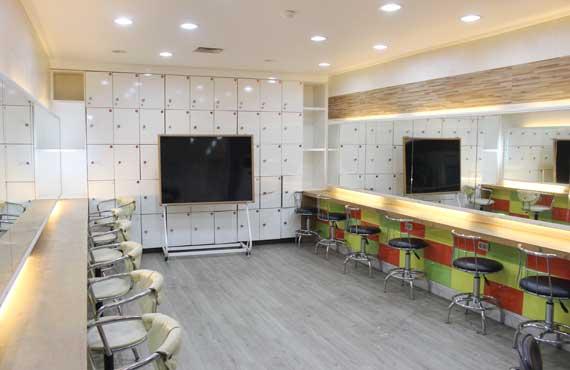메이크업교육실