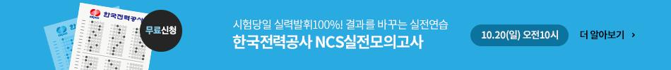 한국전력공사_모의고사