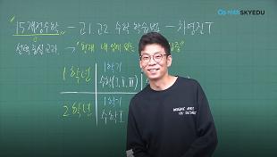 15개정 수학! 어떻게 공부할까?