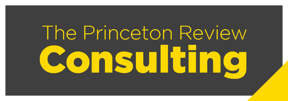 The pRINCETON Review Consulting