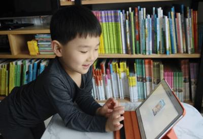 6세 유아영어 ORT퓨처팩으로 리딩시작 !