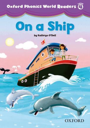 On a Ship