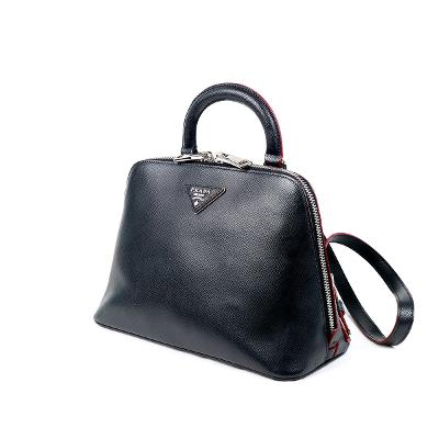 saffiano lux tote & backpack