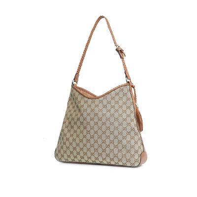 GG supreme hobo bag tassel 1