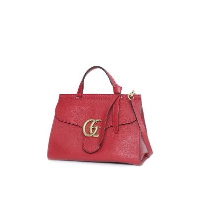 mammont tote red