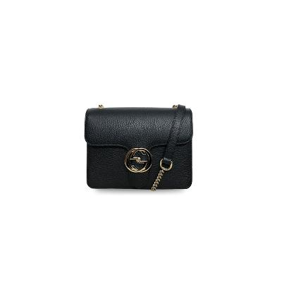 mamont chain cross bag black