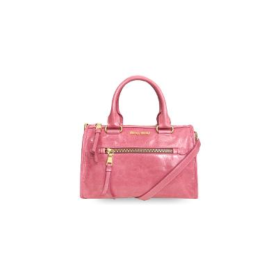 bauletto vitello pink