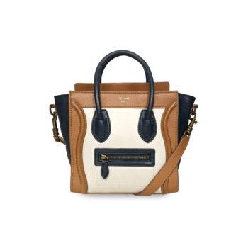 3f5d235a59075 ... luggage nano bag brown&navy