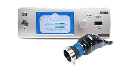 Full HD급 방관경 비디오 시스템
