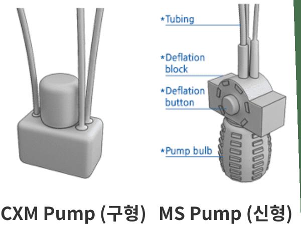 AMS社 제품 펌프