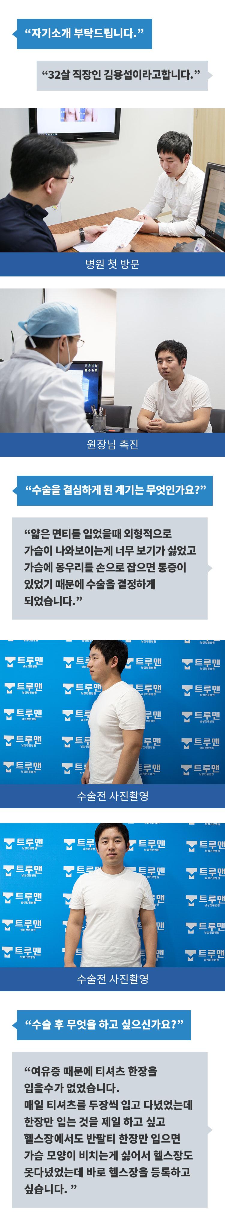 32살 직장인 김용섭입니다.