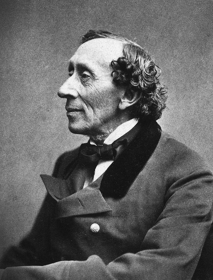 안데르센(1805.4 ~ 1875.8 , 교훈전문 바이럴 마케터)