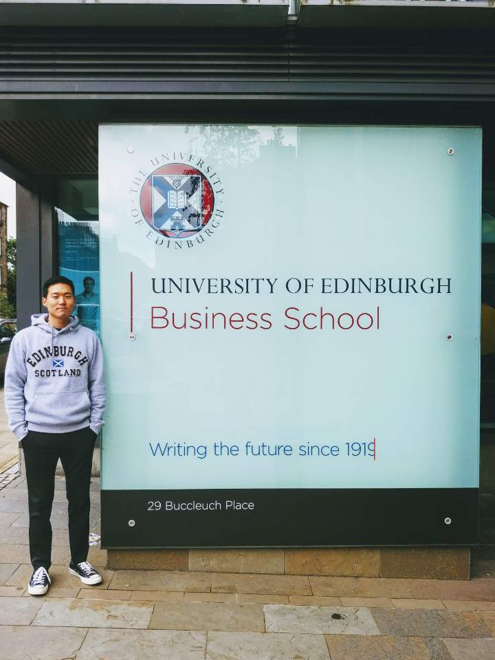 University of Edinburgh_김태윤님(Management)