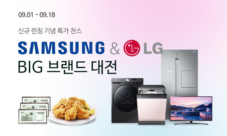 삼성 · LG 브랜드대전