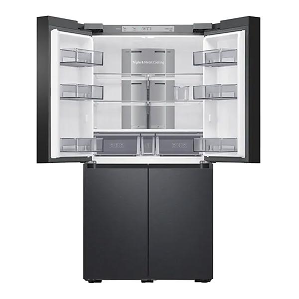 [삼성] 비스포크 4도어 냉장고 다크그레이 871L