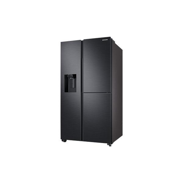 [삼성] 양문형 냉장고 3도어 805L 젠틀블랙매트