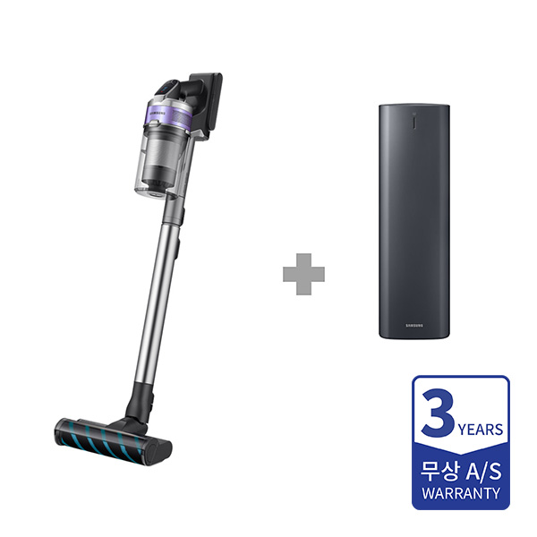 [삼성] 청소기 제트 200W + 청정스테이션 패키지