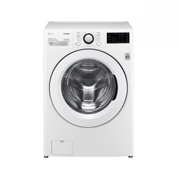 [LG] 트롬 드럼세탁기 17kg 화이트