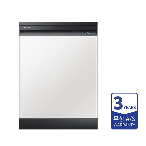 [삼성] 비스포크 식기세척기 빌트인 12인용 코타화이트