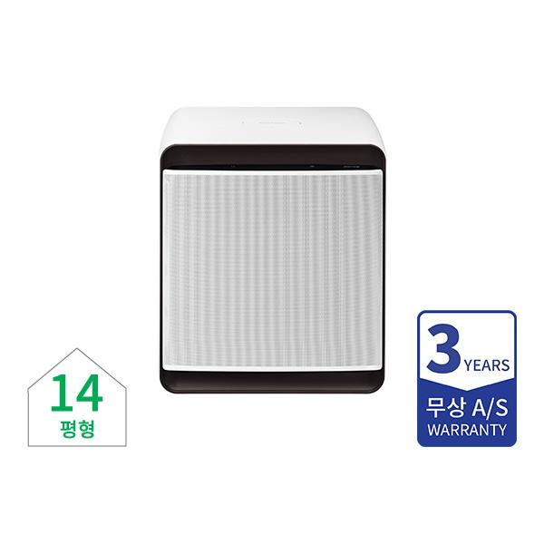 [삼성] 공기청정기 무풍큐브 14평형 화이트