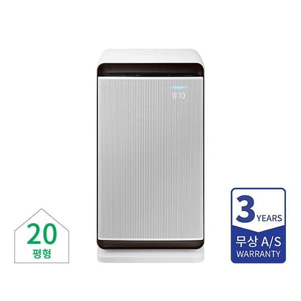 [삼성] 공기청정기 무풍 큐브 20평형 화이트