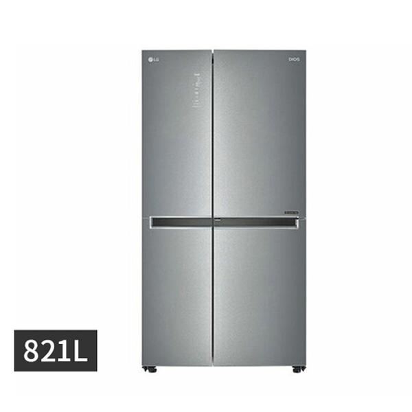 [LG] 디오스 매직스페이스 양문형 냉장고 821L 몽블랑 네이처