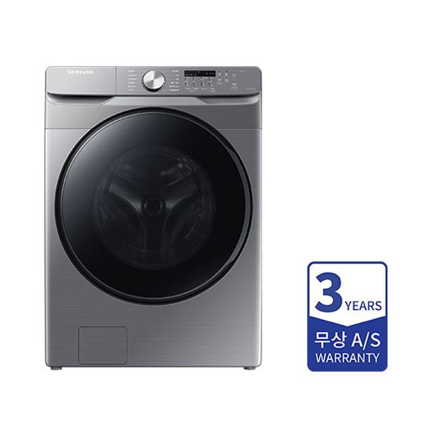 [삼성] 그랑데 세탁기 21kg 이녹스