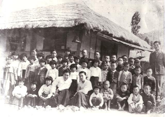1946년 주일학교