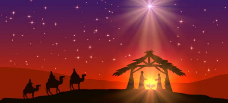 가까운 사람들과 행복을 나누는 크리스마스