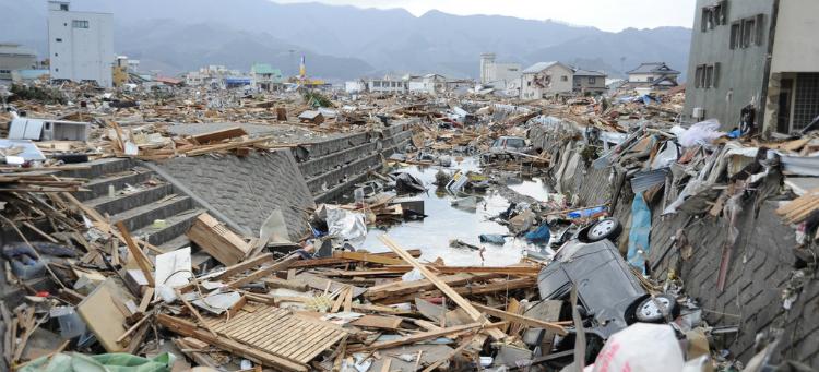 우리나라가 아직도 지진의 안전지대일까?